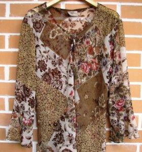 Блуза 50-54 размер