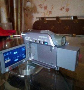 Камера Сони настоящая японка DCR-HC42E