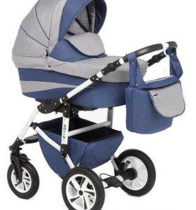 Детская коляска Doris 2 в 1