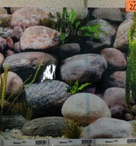 Фоны разные, для аквариума