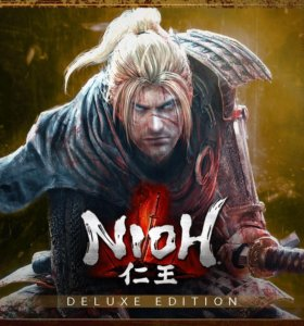 Nioh Digital Deluxe edition для PS4