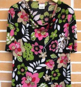 Блуза 48-50 размер