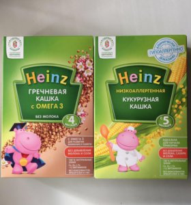 Каши Heinz (200 г)
