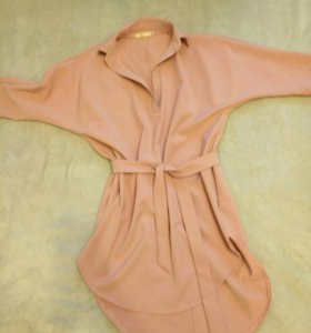 Платье- рубашка