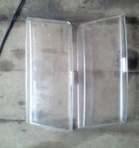 Передние стекла на фары