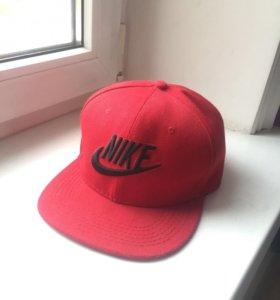 Nike кепка