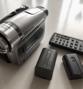 Видеокамера SONY DCR-HC96E