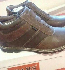 Новые,зимние ботинки35,36