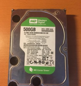 Жесткий диск 500GB