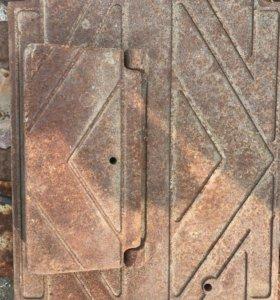 Дверца на печь