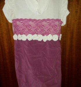 Платье на торжество, новый год