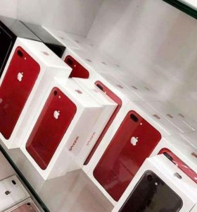 🔥 iPhone 7 Red