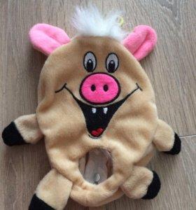 Игрушка кошелёк Свинка