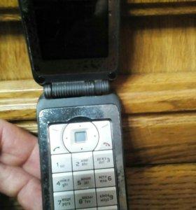 Сотовый телефон Нокиа 6170