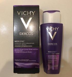 Шампунь Vichy (Виши) новый