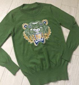 Новый свитер Kenzo оригинал
