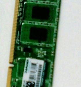 Оперативная память 2 gb DDR3 1333mhz