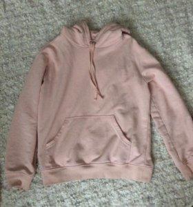 Розовое Худи