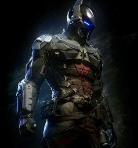 Batman рыцарь аркхема.