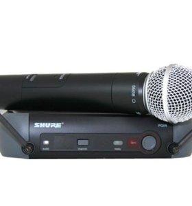 Микрофон со станцией Shure PGX Wireless