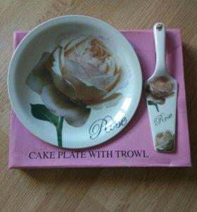 Блюдо под торт