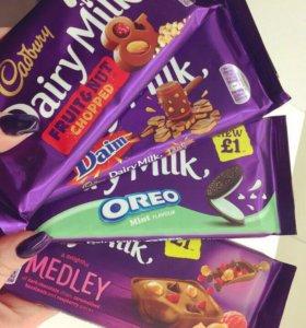 Снижение цен на Европейские сладости 🍫🍡🍭🍪🍩🍬