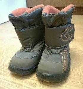 Skandia, зимние сапожки, 24 размер