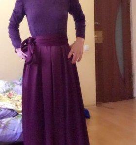 Платья в пол
