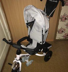 Детский трехколёсный велосипед (новый)