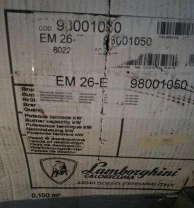 Газовая горелка ЕМ 26Е ламборджини