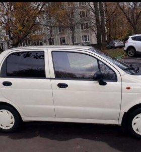 Сдаю автомобиль Daewoo Matiz в долгосрочную аренду