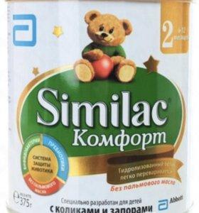 Детское питание Similac комфорт 2