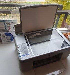 МФУ Принтер HP PSC 1215