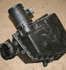 Корпус воздушного фильтра датчик BMW E60 E61 N62