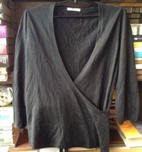 Кофта марк Спенсер 48-50 размер черная