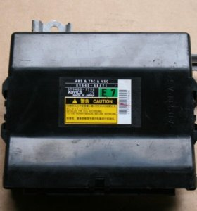 Эбу Блок управления ABS TRC VSC Lexus RX 3 450H