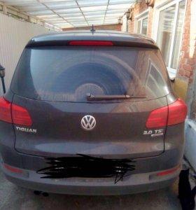 Volkswagen Tiguan На запчасти!