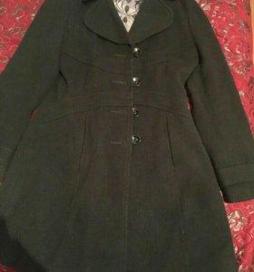 Пальто женское 46размер