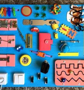 Бизиборд развивающая игрушка