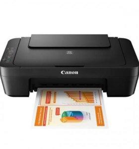 Мфу Canon Pixma 2540s