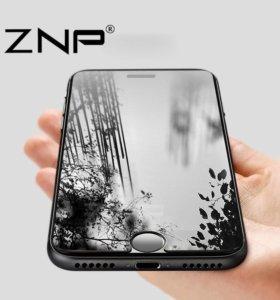 Защитное стекло iphone 7+ plus