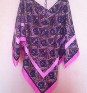 Etro(Этро)новый платок шелк твил