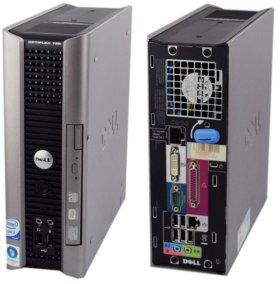 Мини компьютер Dell optiplecx 760