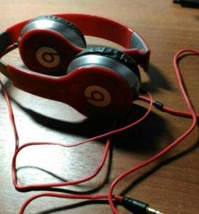 Наушники Monster beats solo HD.Beats by.dre при вс