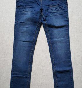Новые утеплённые джинсы