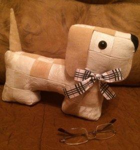 Мягкая игрушка «Собачка Тяпа»
