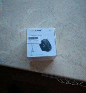 Wavlink N300 новый