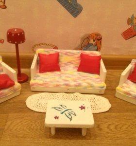 Ручная работа хороший подарок дочке мебель для к