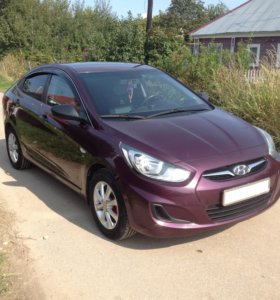 Hyundai Solaris 1.6 2012