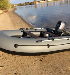 Лодка с мотором Yamaha 5 л.с.